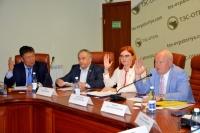 В Евпатории впервые прошло заседание палат Ассоциации «Общероссийский конгресс муниципальных образований»