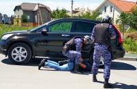 В Бахчисарае росгвардейцы пресекли разбойное нападение