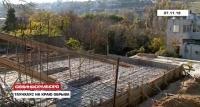 В Севастополе полтора года не могут побороть стройку в оползневой зоне