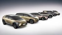 Toyota выпустит шесть моделей электромобилей до 2025 года