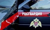 В Евпатории росгвардейцы задержали подозреваемого в совершении серии имущественных преступлений