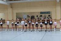 Более ста детей приняли участие в предварительном смотре для поступления в Академию хореографии