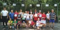 В Ливадии прошел чемпионат Крыма по городошному спорту