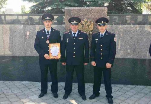Крымские росгвардейцы вошли в десятку лучших на всероссийском конкурсе профессионального мастерства среди сотрудников вневедомственной охраны