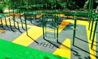 В собственность Симферополя передали 14 спортплощадок