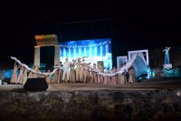 В Керчи завершились очередные XXI «Боспорские агоны»