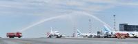 Новая авиакомпания начала летать в Симферополь