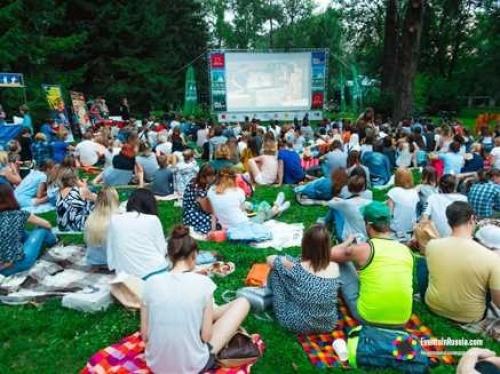 В Севастополе стартует проект «Кино на даче»