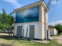 В Симферополе можно увидеть еще одну репродукцию картины Айвазовского под открытым небом
