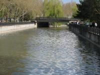 В Симферополе в ходе ремонта набережной Салгира нашли еще один аварийный мост
