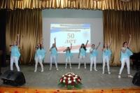 Евпаторийский филиал «Крымтеплокоммунэнерго» отметил полувековой юбилей