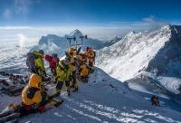 На Эвересте установили самую высокогорную метеостанцию в мире