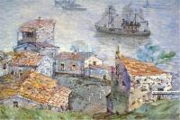В Керчи покажут картины Жоржа Матрунецкого