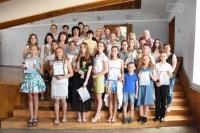 В Ялте наградили победителей V муниципального конкурса школьных газет «Школа-Пресса-2019»