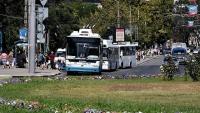 В Крыму изменится цена проезда в троллейбусах