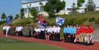 В Севастополе проходят Всероссийские соревнования «Морская зарница»
