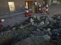 В центре Симферополя приступили к ремонту теплосетей