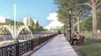 На набережной в Симферополе появятся детские игровые площадки