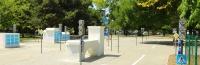 В симферопольском парке открыли обновленный автогородок