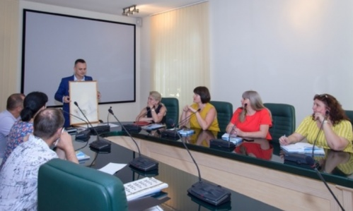 В Керчи представили программу #ЯКерчанин