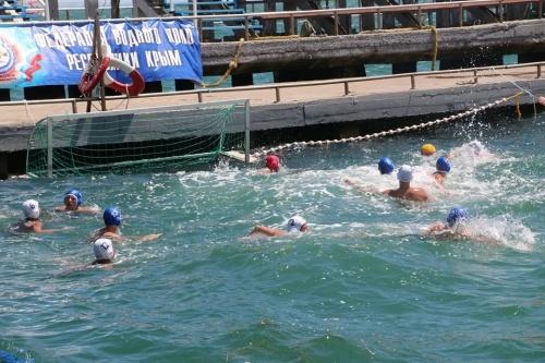 Еще одни соревнования по водному поло пройдут в Керчи