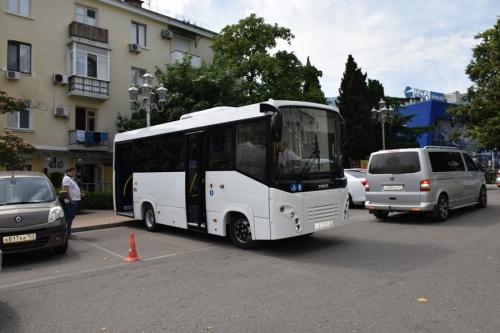 «Ялтагортранс» в скором времени составит конкуренцию частным перевозчикам, сообщают власти