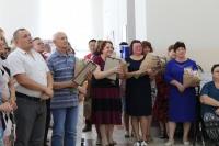 В Севастополе отметили День российской почты