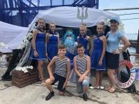 В Детском морском центре прошел II фестиваль «Морская Ялта»