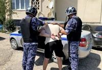 В Евпатории росгвардейцы задержали подозреваемого в грабеже, находившегося в розыске