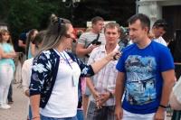 Лучшим курортником Евпатории стал Николай Федорук из Санкт-Петербурга