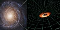 Телескоп «Хаббл» обнаружил «невозможную» черную дыру