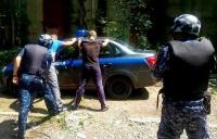 В Симферополе сотрудники вневедомственной охраны Росгвардии пресекли кражу из гипермаркета