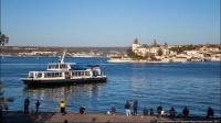 Рейд Севастопольской бухты будет закрыт четыре дня