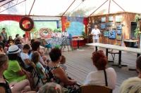 В Севастополе проходит межнациональный лагерь «Дружба»