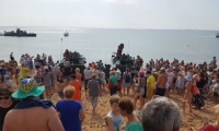К керченскому берегу снова прибудет десант «Дорога мужества»