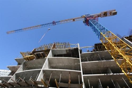 В Севастополе на 16 процентов снизился объем строительных работ