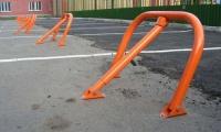В Алуште демонтировали 30 незаконных парковочных барьеров