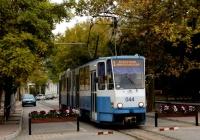 В Евпатории с 31 марта 2020 года работа трамваев будет временно приостановлена.