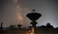 Ученые зафиксировали необычный всплеск радиоволн в Млечном пути