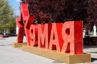 Инсталляции ко Дню Победы останутся на улицах Симферополя до конца июня