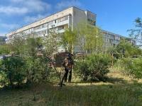 Покос травы в Евпатории