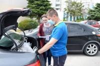 Около пяти тысяч евпаторийских семей получили адресную помощь от волонтёров