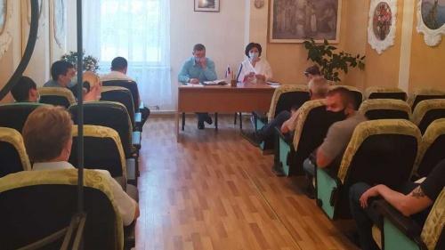 В Гаспре состоялось рабочее совещание с пользователями пляжей