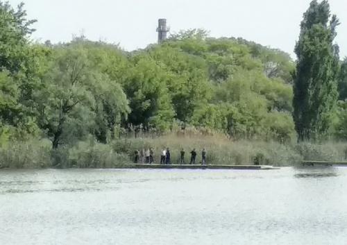 В пруду Симферополя утонул ребенок