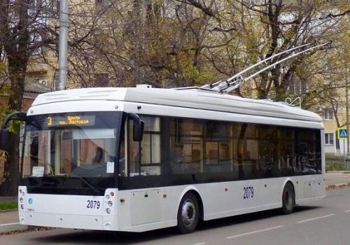 Севастополь планирует закупить в текущем году 100 троллейбусов, полсотни автобусов и паром