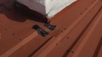 При ремонте крыш Севастополя старые балки превратились в «новые»