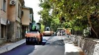 Ремонт трех улиц в Ялте: подрядчику заплатят только после устранения всех недочетов