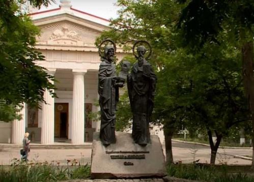 Как изменится сквер у собора Петра и Павла в Севастополе