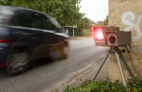 Симферополец за 2 месяца насобирал штрафов за превышение скорости на 73 тысячи рублей