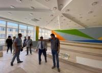 В Евпатории достраивают школу «Интеграл»
